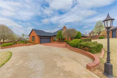 Norman Single Family Home For Sale: 1111 Fountain Gate Court