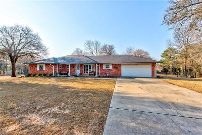 Oklahoma City Single Family Home Pending: 10800 Keen Oaks Street