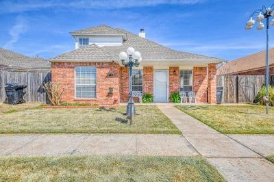 Moore Single Family Home For Sale: 1107 SW 23rd Street