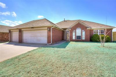 Moore Single Family Home For Sale: 2801 Danielle Terrace