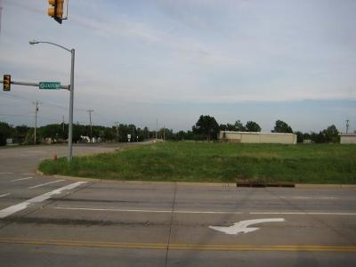Oklahoma City Residential Lots & Land For Sale: 2000 E Britton Road