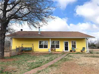 Single Family Home For Sale: 8330 N Bryan Avenue