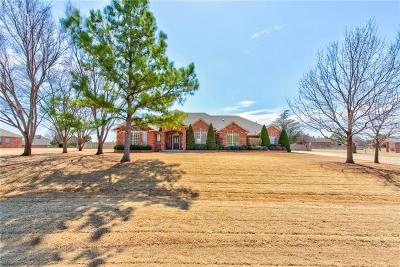 Edmond Single Family Home For Sale: 1888 Caseys Court