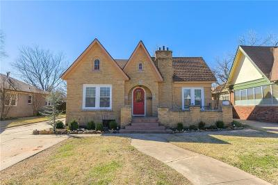 Oklahoma City Single Family Home For Sale: 2526 NW 19th Street