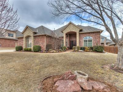 Edmond Single Family Home For Sale: 5809 Great Hampden Road