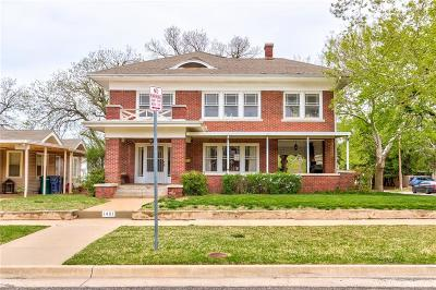 Oklahoma City Single Family Home For Sale: 1401 NW 19th Street