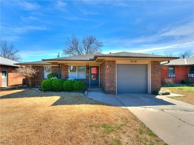 Oklahoma City Single Family Home For Sale: 3116 NW 66th Street