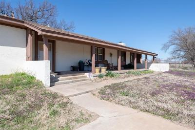 Norman Single Family Home For Sale: 7030 W Rock Creek Road