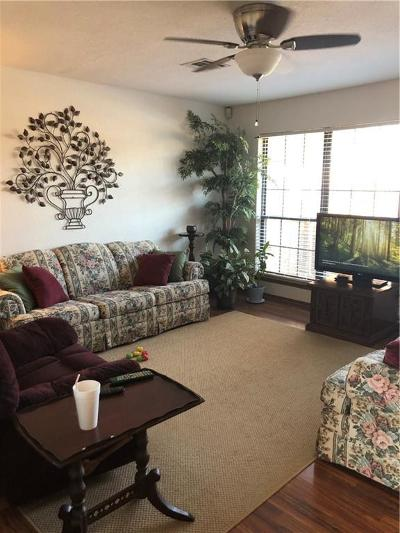 Midwest City OK Condo/Townhouse For Sale: $87,000