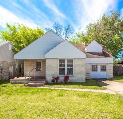 Oklahoma City Single Family Home For Sale: 312 SW 44th Street