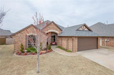 Oklahoma City Single Family Home For Sale: 17321 Vitoria Drive