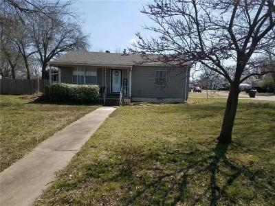Midwest City Single Family Home For Sale: 1424 Magnolia Lane