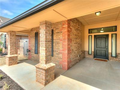 Yukon Single Family Home For Sale: 9209 NW 77th