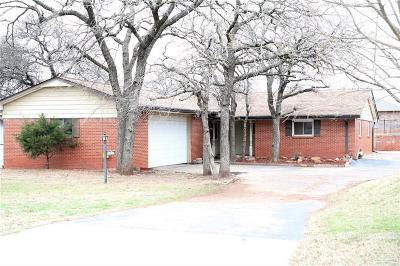 Oklahoma City Single Family Home For Sale: 6216 N Post Oak Road