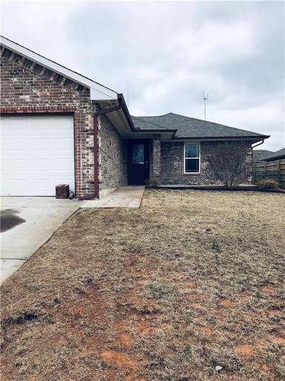 Oklahoma City Single Family Home For Sale: 8536 Durland Way