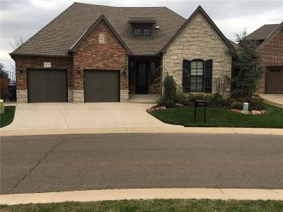 Edmond Single Family Home For Sale: 17116 Trophy Drive