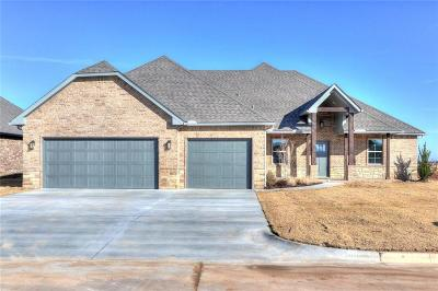 Midwest City Single Family Home For Sale: 12601 Forest Terrace
