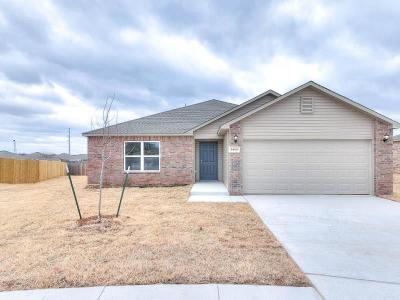 Midwest City Single Family Home Pending