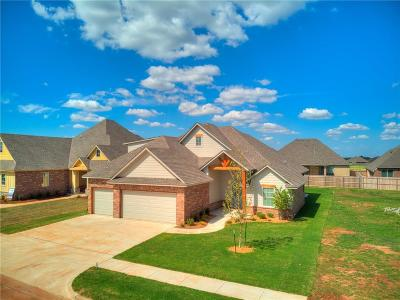 Edmond Single Family Home For Sale: 6413 NW 155th Street