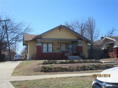 Oklahoma City Single Family Home Pending
