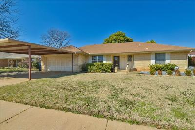 Oklahoma City Single Family Home Pending: 1333 SW 69th Street