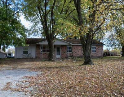 Single Family Home For Sale: 26750 S 630 Road