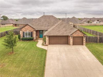 Edmond Single Family Home For Sale: 16300 Montague Drive