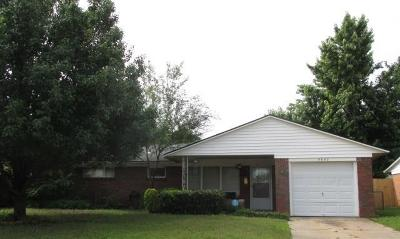 Oklahoma City Single Family Home Pending: 5952 NW 61st Street