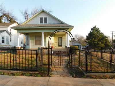 Single Family Home Sold: 1808 W Noble Avenue