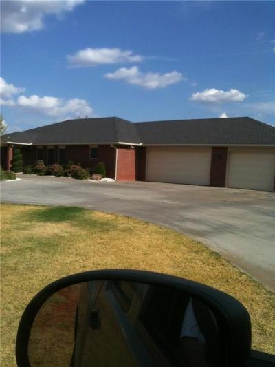 Elk City Single Family Home For Sale: 20276 E 1110 Road