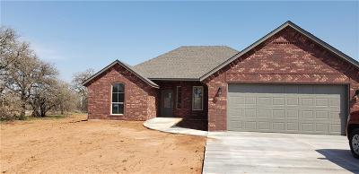 Blanchard Single Family Home For Sale: 26890 Bridlewood Road