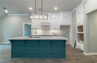 Edmond Single Family Home For Sale: 8017 Sweetgum Street