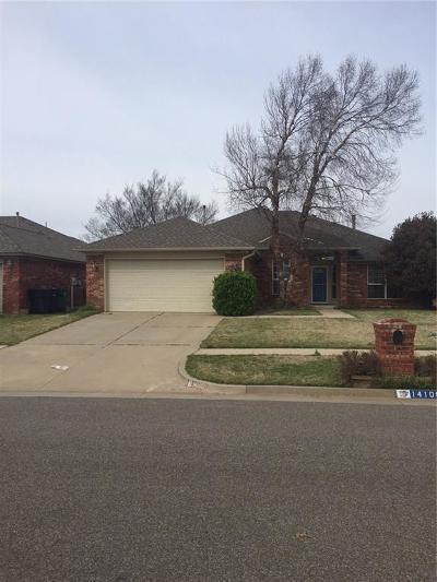 Oklahoma City Single Family Home For Sale: 14109 Kysela Drive