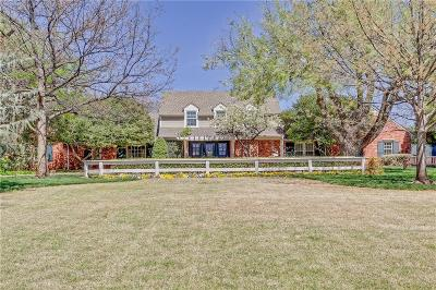 Nichols Hills Single Family Home For Sale: 6611 NW Grand Boulevard