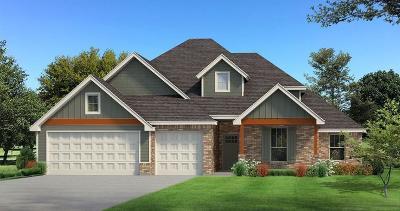 Edmond Single Family Home For Sale: 3125 Hunter Crest Drive