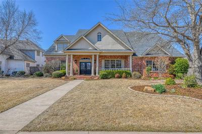Norman Single Family Home For Sale: 2008 Brookhaven Boulevard