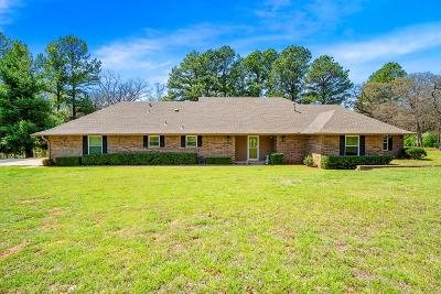 Norman Single Family Home For Sale: 6514 Crooked Oak Drive