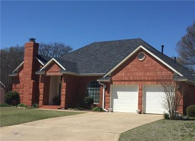Shawnee Single Family Home For Sale: 304 Club House Drive