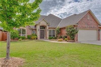 Norman Single Family Home For Sale: 605 Waterwood Drive