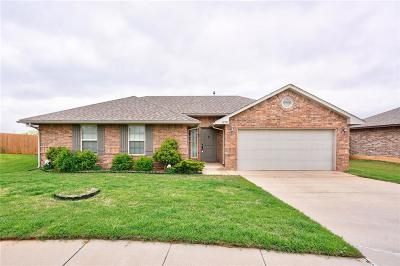 Oklahoma City Single Family Home For Sale: 12505 Nittany Circle