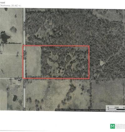 Hugo Residential Lots & Land For Sale: 4290 Fallon Road