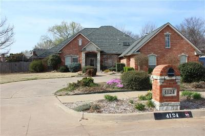 Norman Single Family Home For Sale: 4124 Bentbrook Place