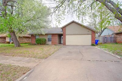 Single Family Home For Sale: 3620 Peregrine Drive