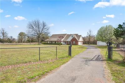 Choctaw OK Single Family Home Pending: $295,000