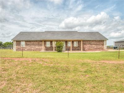 Blanchard Single Family Home For Sale: 839 Avery Drive
