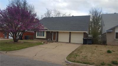 Oklahoma City Single Family Home For Sale: 3004 SW 64th Street