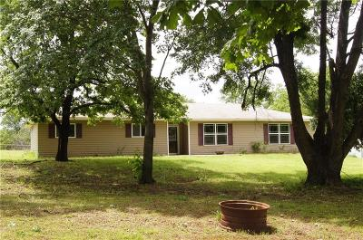 Jones Single Family Home For Sale: 10601 N Peebly Road