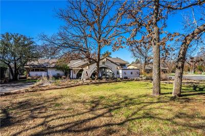 Edmond, Midwest City, Moore, Mustang, Oklahoma City, Yukon Single Family Home For Sale: 109 Lake Aluma Drive