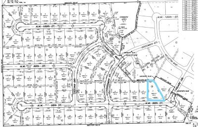 Residential Lots & Land For Sale: 9909 NW 98th Street
