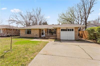 Oklahoma City Single Family Home For Sale: 1702 Westchester Drive
